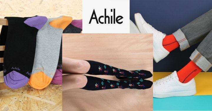 c0a7494252c Collection Achile la Chaussette Made in France !